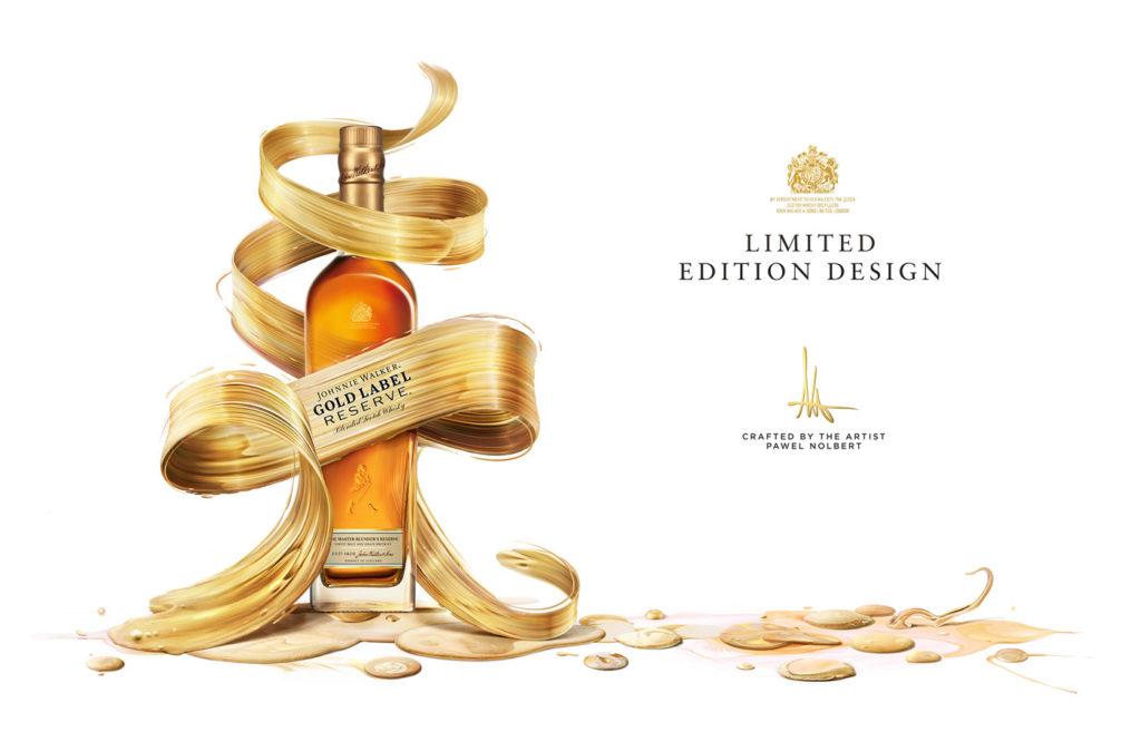 Gold Label- Limited Artist Edition © Pawel Nolbert